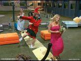 Big Brother Happy Elf Dances