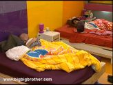 Dani tries to get Adam to spill the beans on his vote