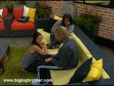 Dani and Kalia tell Shelly how she should vote-lol