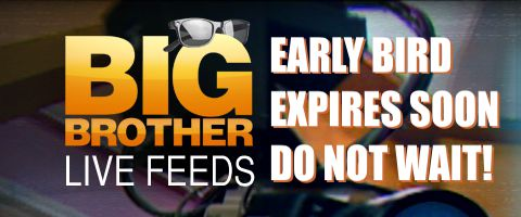 Big Brother Live Feeds sale