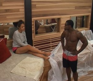 Big Brother 2013 Spoilers - Candice and Howard