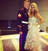 Big Brother 2013 Spoilers - Aaryn Gries at Marine Ball