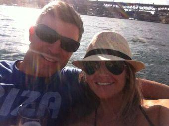 Big Brother Spoilers - Jeff and Jordan boating