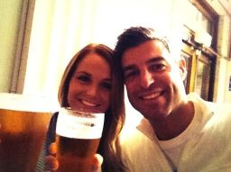 Big Brother Spoilers - Jeff and Jordan drinking in Australia