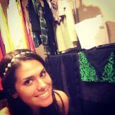 Big Brother 2013 Spoilers - Amanda Zuckerman models diamond crown