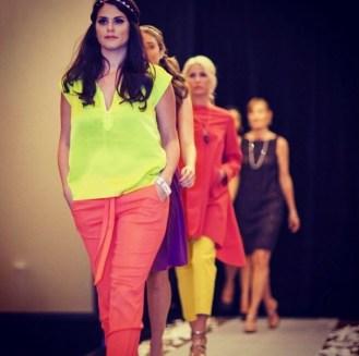 Big Brother 2013 Spoilers - Amanda at fashion show