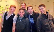 Big Brother 2014 Spoilers - Andy Herren and friends