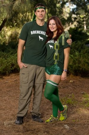 Big Brother 2014 Spoilers - Brendon and Rache on Amazing Race 24