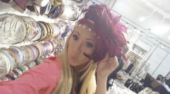 Big Brother 2014 Spoilers - GinaMarie Zimmerman in hat