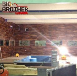 Big Brother Canada 2014 Spoilers - House Pool