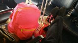 Big Brother 2014 Spoilers - GinaMarie Zimmerman Luggage