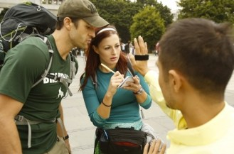 Big Brother 2014 Spoilers - Team Brenchel on Amazing Race All Stars 4