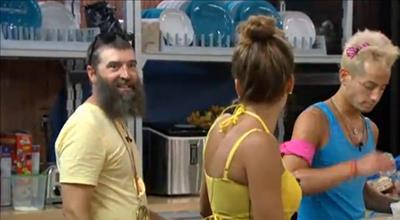 Big Brother 2014 Spoilers - Donny wins Veto