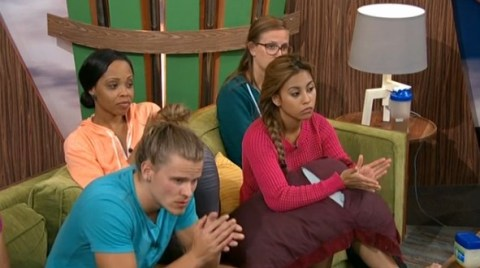 Big Brother 2014 Spoilers - House Meeting