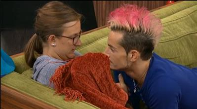 Big Brother 2014 Spoilers - Christine and Frankie