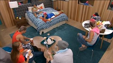 Big Brother 2014 Spoilers - The Detonators and Caleb