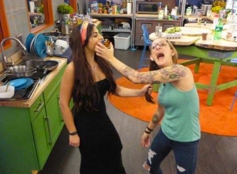 Big Brother 2014 Spoilers - Week 8 HoH Photos 14