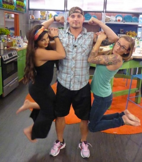 Big Brother 2014 Spoilers - Week 8 HoH Photos 15