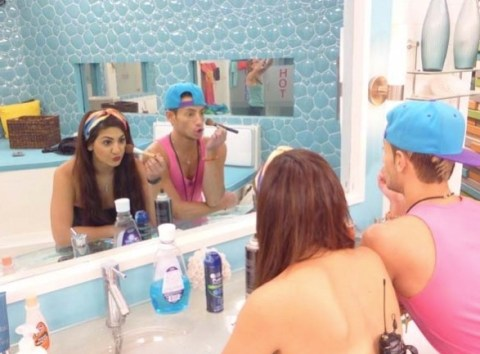 Big Brother 2014 Spoilers - Week 8 HoH Photos 2
