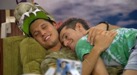 Big Brother 2014 Spoilers - Cody and Frankie