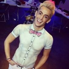 Big Brother 2014 Spoilers - Frankie Grande Shirtless At AMAs 2