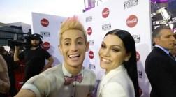 Big Brother 2014 Spoilers - Frankie Grande Shirtless At AMAs 8