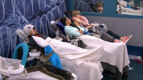 Big Brother 2015 Spoilers - 8-10-2015 Live Feeds Recap 9