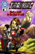 Big Brother 2015 Spoilers - Comic Book Covers - Becky