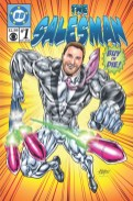 Big Brother 2015 Spoilers - Comic Book Covers - Jeff