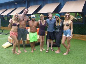 Big Brother 2015 Spoilers - Week 9 HOH Photos