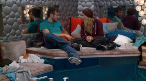 Big Brother 2015 Spoilers - 9-15-2015 Live Feeds Recap 4