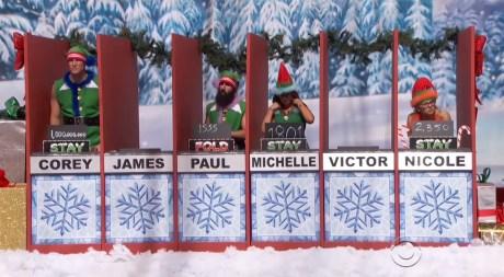 BB18-COREY, Paul, Michelle, Nicole