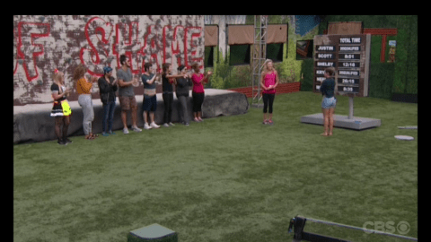 Big Brother Over the Top Week 4 POV