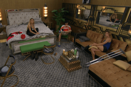 Big Brother 19 Live Feeds Recap Week 9 - Tuesday