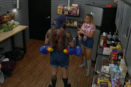 Big Brother 2017 Spoilers Power of Veto Winner - Week 10