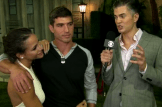 Jessica, Cody and Dr. Will