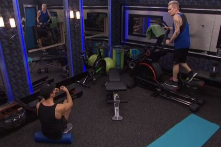 Celebrity Big Brother Live Feeds Recap Round 4 - Sunday