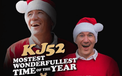 "KJ52's ""Mostest Wonderfullest Time of the Year"""