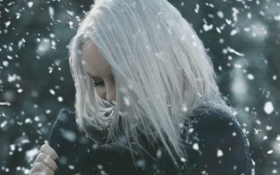 "Check out Sarah Reeves' video for ""Let It Snow."""