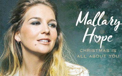 "Mallary Hope releases ""Christmas Is All About You"""