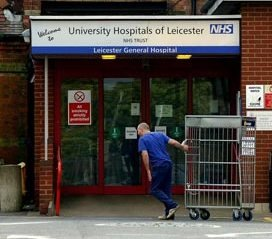 University Hospitals of Leicester NHS Trust (Leicester General Hospital, Leicester; Leicester Royal Infirmary, Leicester; Glenfield Hospital, Leicester)