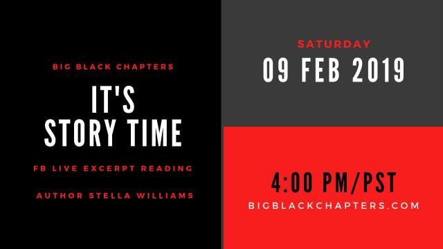 Story Time with Author Stella Williams