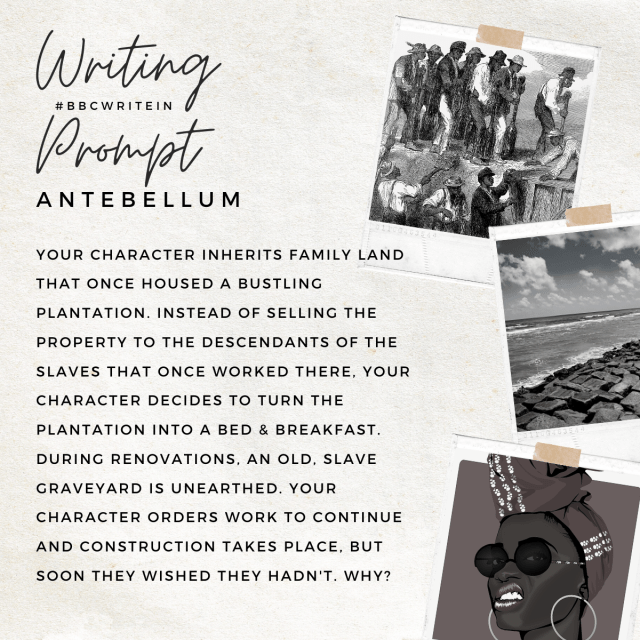 black writing prompts black authors