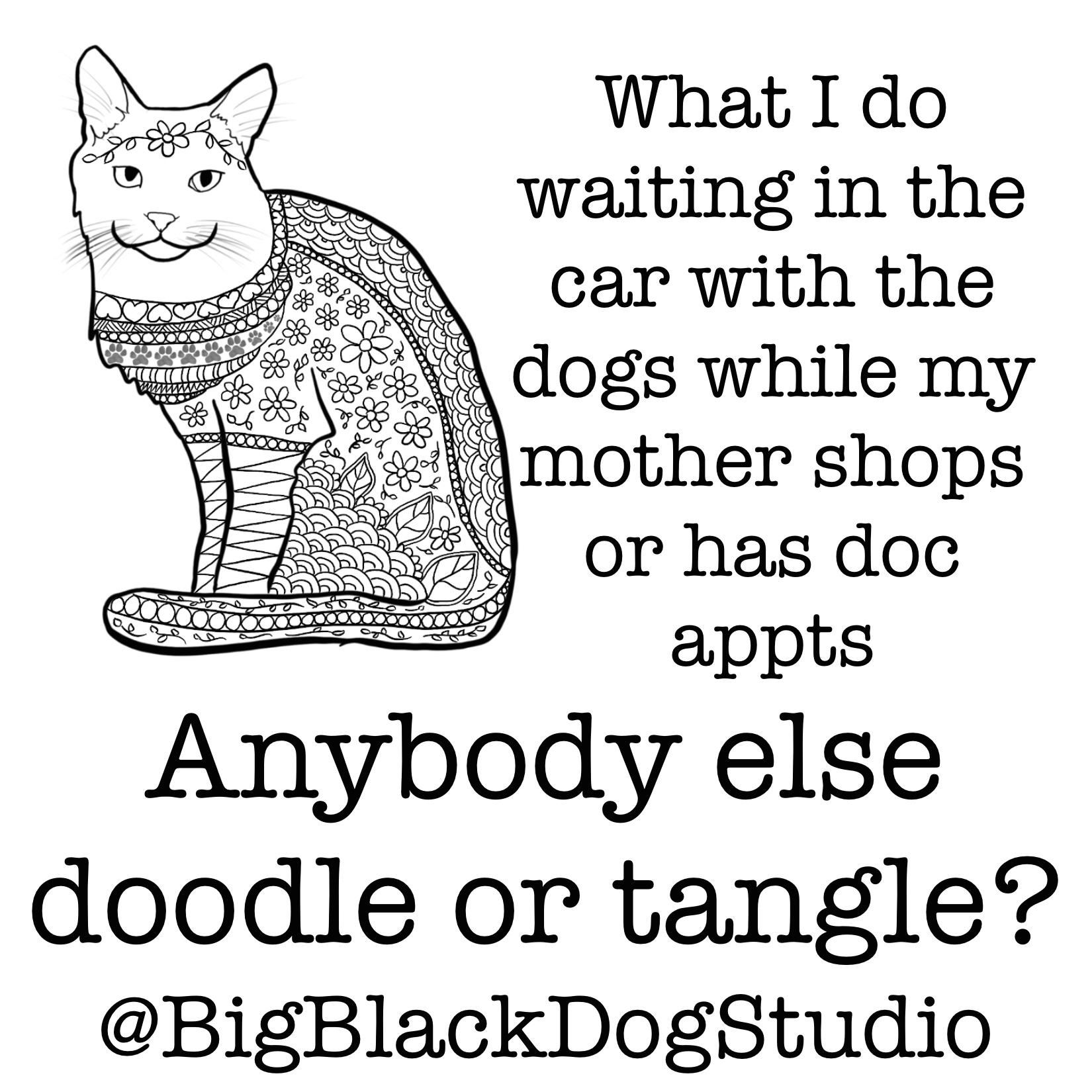 Big Black Dog Studio