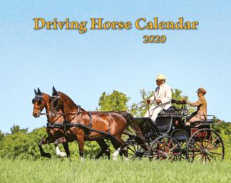 2020 Driving Horse Calendar