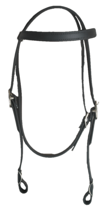 Beta Draft Horse Headstall