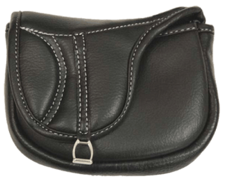 Treat Pouch - English Saddle