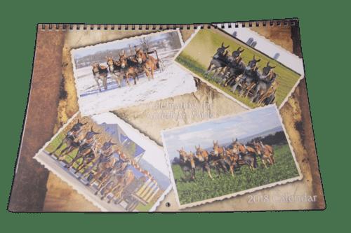 2018 Mule Calendar