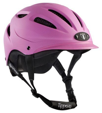 Pink Tipperary Sportage 8500 Equestrian Sport Helmet