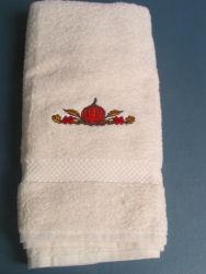 Autumn Design Towel